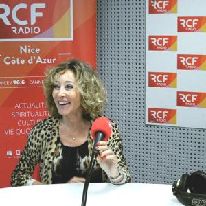 Auteur Isabelle Sezionale Basilicato, Docteur en Mathématiques - Interview à RCF Radio Nice Côte d'Azur